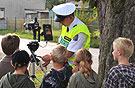 полиция в Праге