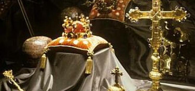 Тайны короны святого Вацлава