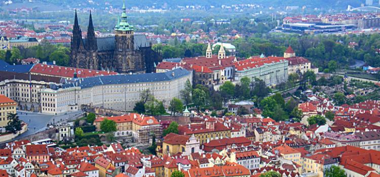 Курорты Чехии: Прага. Знакомимся!