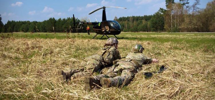 Страйкбол по-чешски :: BORDER WAR