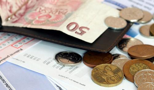 Расходы чешской семьи
