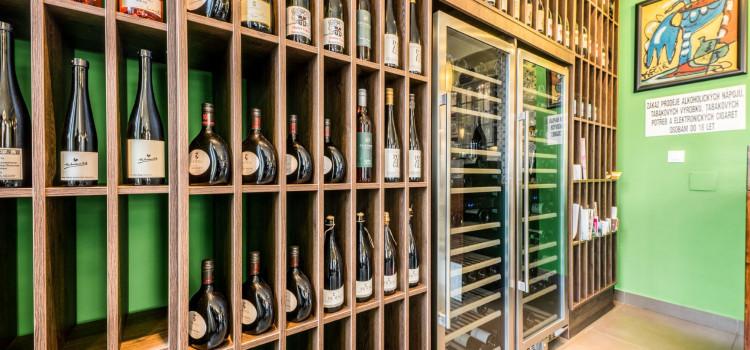 Как мы открыли винотеку