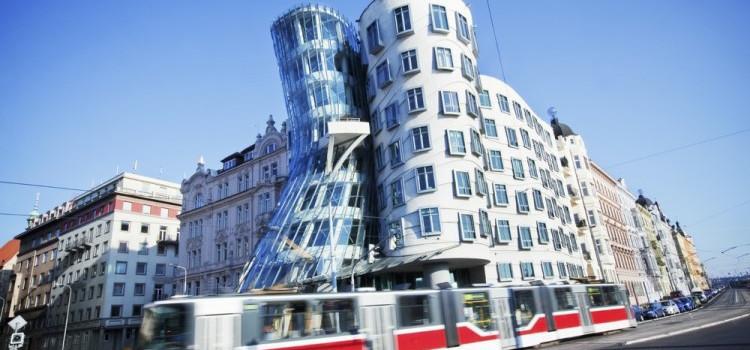Прага подешевела для иностранных бизнесменов
