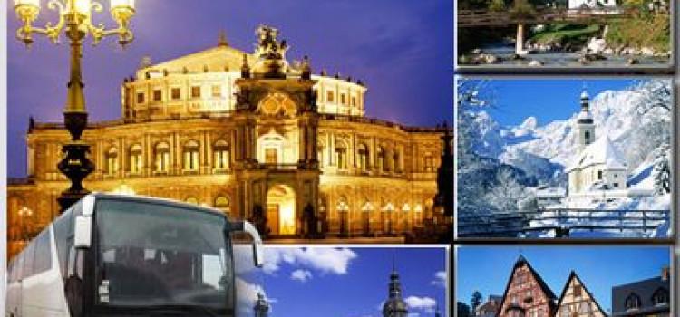 Автобусный тур в Европу — отличный вариант яркого и полезного время провождения!