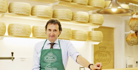 Безупречный стиль и музыкальный слух итальянского сыровара
