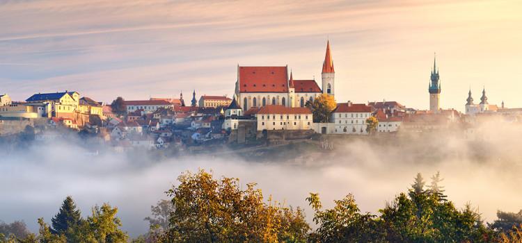 Винная архитектура Южной Моравии