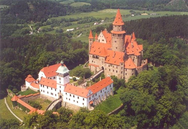 крепость Боузов