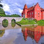 Средневековый замок Червена-Льгота