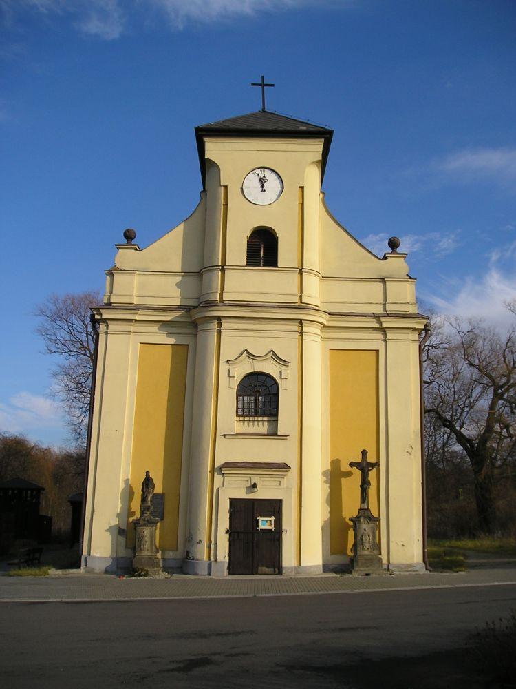 Kostel sv. Petra z Alkantary