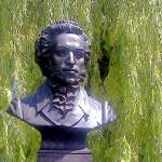 Памятник Пушкину в Праге