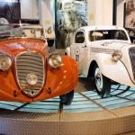 Музей Skoda в городе Млада Болеслав, Чешская Республика